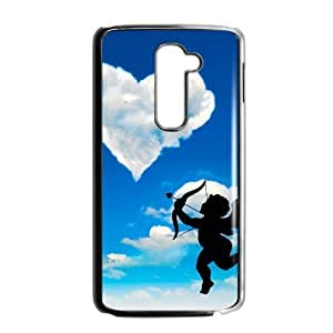 New Unique with Design of Cupid's Bow Gift for Girl Custom Case for LG G2