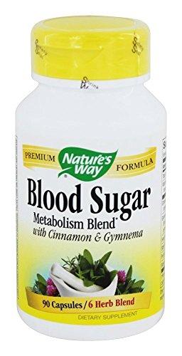 Natures Way 033674792001 Blood Sugar