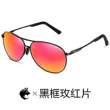 KOMNY Hombres Gafas de Sol polarizadas Gafas de Sol Gafas de ...