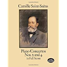 Piano Concertos Nos. 2 and 4 in Full Score