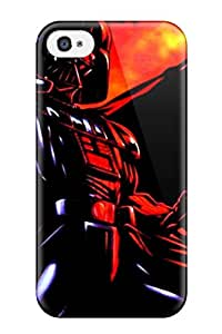 Hot Star Wars First Grade Tpu Phone Case For Iphone 4/4s Case Cover
