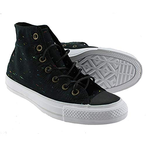 Unisex Uppers Canvas Classic Sneakers High Star Color Taylor and in Converse Chuck Black Durable White Casual Top All Style and dqFxdf4T