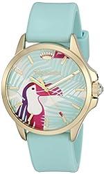 Juicy Couture Women's 'Jetsetter' Quartz Green Casual Watch (Model: 1901426)
