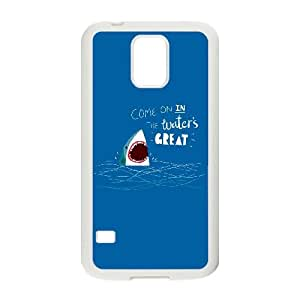 GREAT ADVICE SHARK Samsung Galaxy S5 Phone Case YSOP6591482662922
