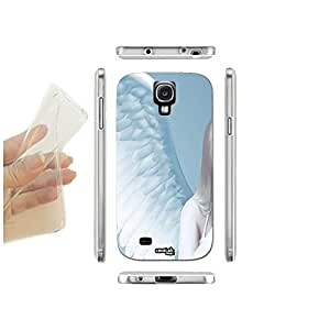 FUNDA CARCASA SLIM PRAYED ANGEL PARA SAMSUNG GALAXY S4 I9500 TPU