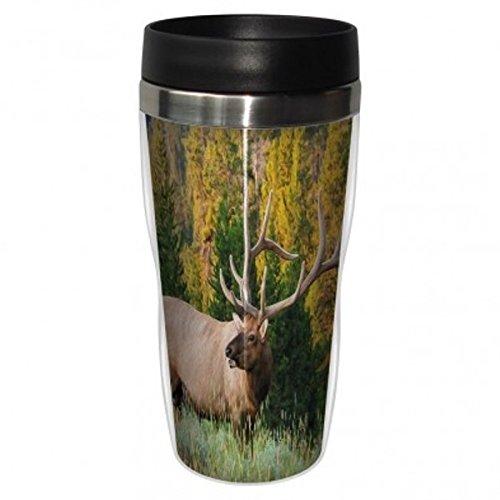 16 Tumbler Elk Ounce - Tree Free Mug 47cl (16 Ounce) Travel Tumbler Elk