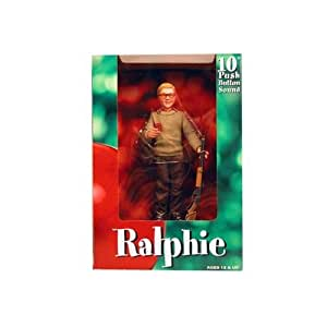 "A Christmas Story Ralphie 10"" Talking Action Figure"