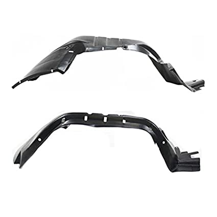 New Fender Splash Shield for Ford Fusion FO1249143 2010 to 2012 Front, RH Side