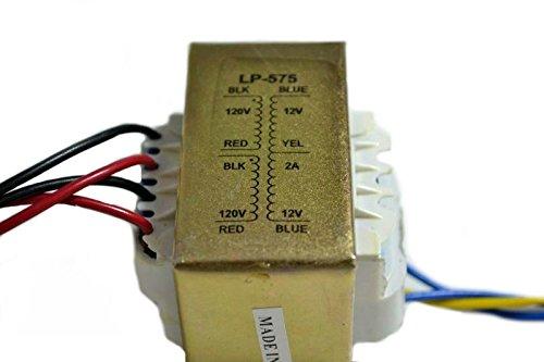ormer 2A - LP-575 110/220V, 12-0-12V, 2A. Nippon America ()