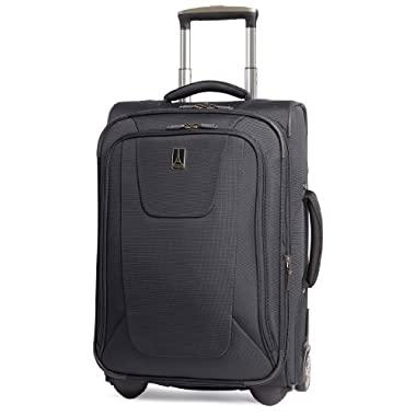 Travelpro Luggage Maxlite3 International Carry-On Rollaboard, Black, One Size