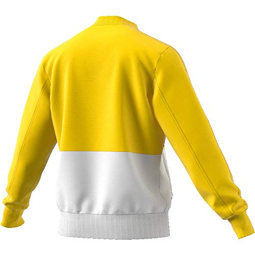 Giallo Uomo Adidas Giacca Jkt Con18 Pre bianco giallo qCXpq
