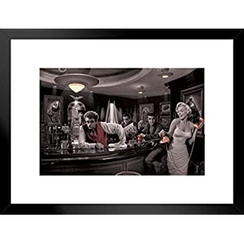 Amazon.com: Póster de Java Dreams (Chris Consani) 36 x 24 ...