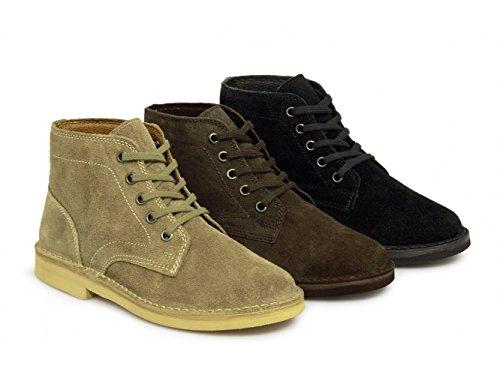 Roamer ,  Unisex - Erwachsene Desert Boots Browns