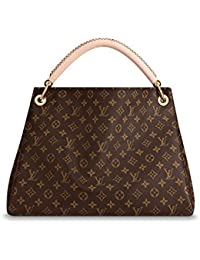 20e773f321 Style Artsy Quality Canvas Monogram Color Shoulder Handbag Attractive for  Women and Men MM Size Fashion