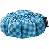 Wonderbag Non-Electric Portable Slow Cooker with Recipe Cookbook, Blue Batik