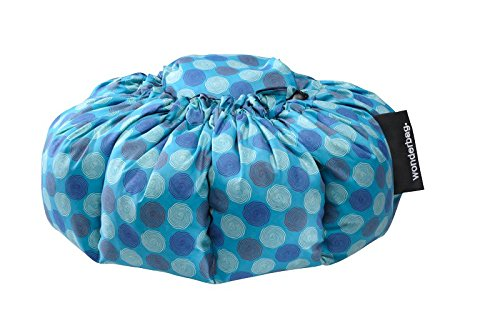 Cheap Wonderbag K5940 Non-Electric Portable Slow Cooker with Recipe Cookbook, Blue Batik