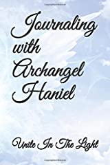 Journaling with Archangel Haniel Paperback