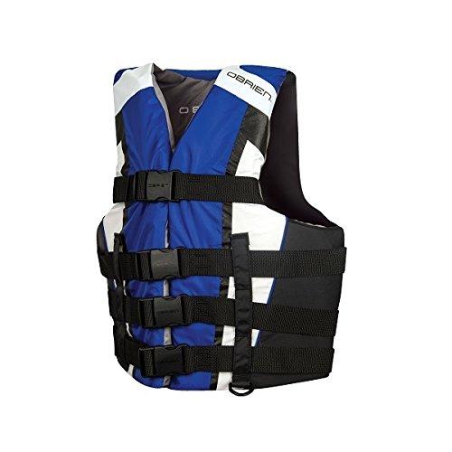 O'Brien Men's 4 Buckle Nylon Pro Life Vest