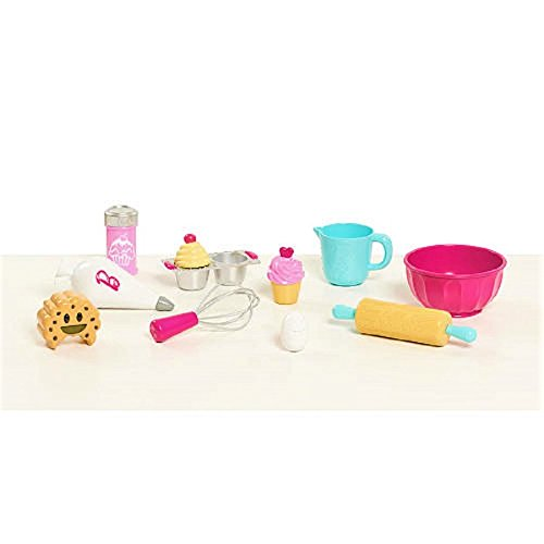 Barbie Sweet Chef Playset - 13 Pieces Set   B074BRG9T7