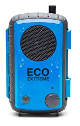 Ecoxgear Ecoextreme iPhone/ipod Rugged Waterproof Case With Built-in Speaker (blue)