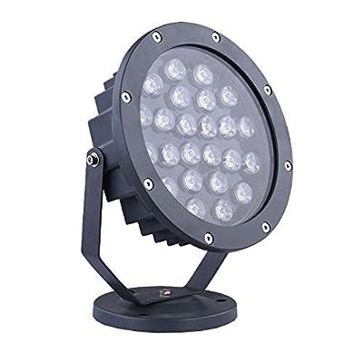 BRILLRAYDO LED Outdoor Wall Wash Flood Light Fixture Project Spot Lamp 12V