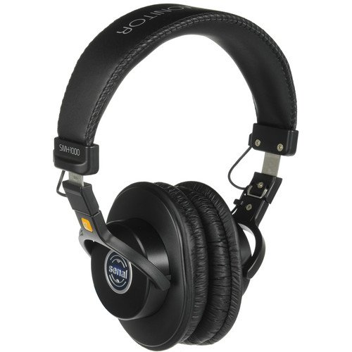 Senal SMH-1000 Closed-Back Professional Monitor Headphones by Senal