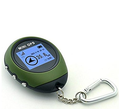 Kolimo é tanche GPS Tracker Locator Portable GPS Navigator pour randonné e Camping Aventures en Plein air