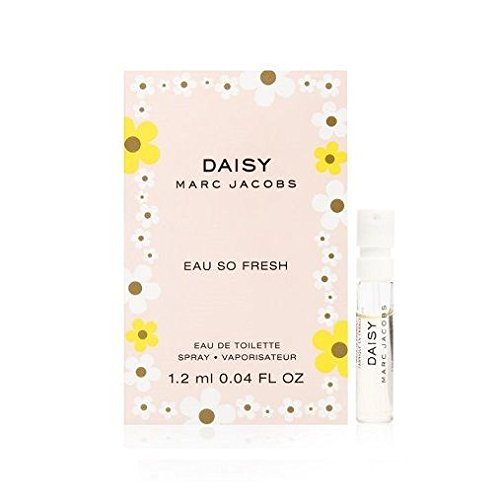 Daisy Eau So Fresh by Marc Jacobs for Women 1.2ml Eau De Toilette Sampler Vial (Sampler Whimsical)