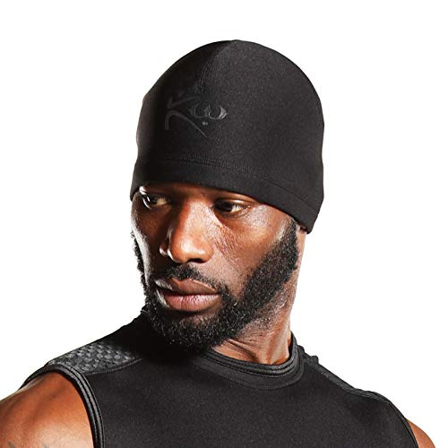 Kutting Weight (Cutting Weight Neoprene Weight Loss Sauna hat (Black on Black, ()
