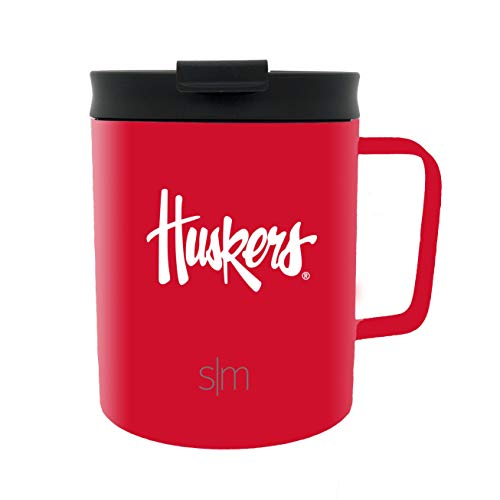 Simple Modern 12oz Scout Travel Mug Nebraska