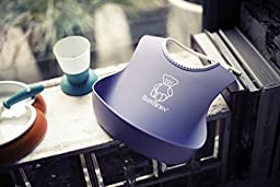BABYBJORN Soft Bib - Turquoise
