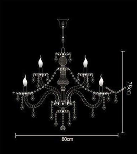 Generic Island Lights Crystals Chandelier 15 Lights Ceiling Fixtures Color Cognac by Unknown (Image #8)