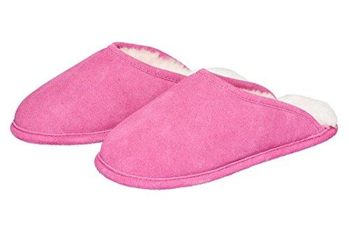 TRENDY Slippers Slippers Sheepskin Pink Sheepskin TRENDY Pink Slippers Sheepskin TRENDY S8qr7wSvA