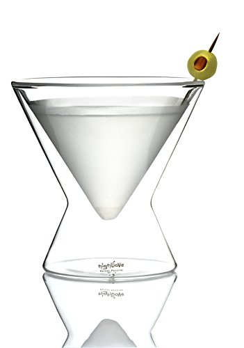 Double Wall Martini Glass - 3