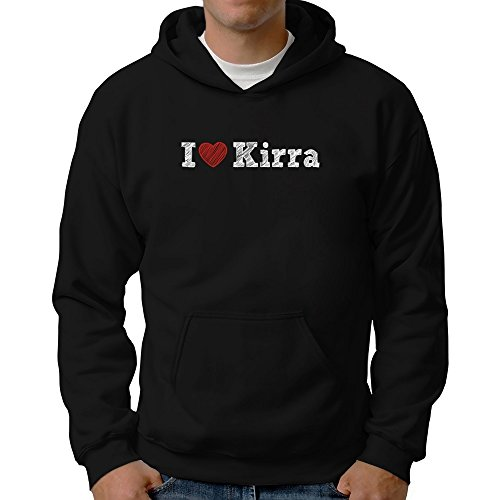 Eddany I love Kirra Hoodie - Kirra Hoodie