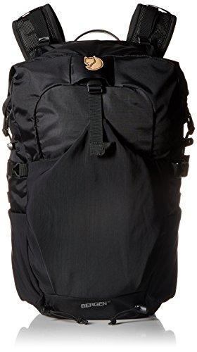Fjallraven Bergen 30 Backpack, Black