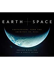 Earth and Space: Photographs from the Archives of NASA (Outer Space Photo Book, Space Gifts for Men and Women, NASA Book)