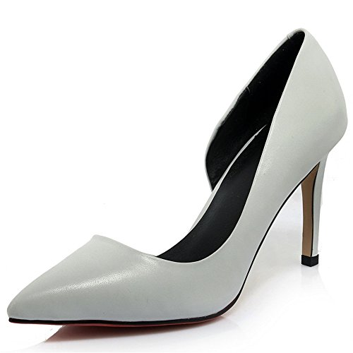 Nine SevenPumps Heels - Sandalias con cuña mujer gris