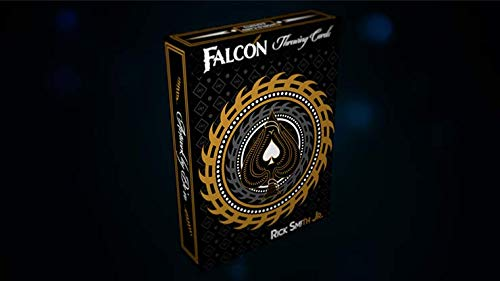 MJM Falcon Throwing Cards by Rick Smith Jr. and De'vo