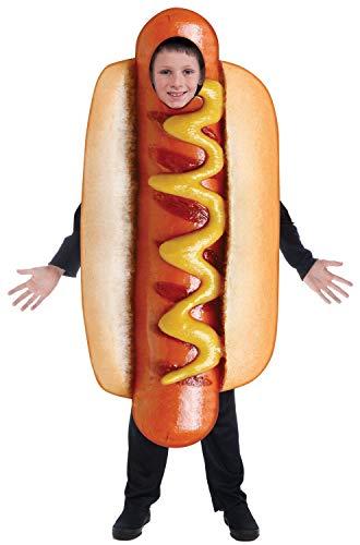 Hot Dog Child Costume - One