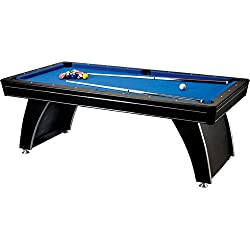 Fat Cat Phoenix MMXI 3-in-1, 7-Foot Game Table (Billiards, Slide Hockey and Table Tennis)