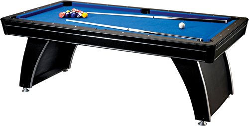 Fat Cat Phoenix MMXI 3-in-1, 7-Foot Game Table (Billiards, Slide Hockey and Table - Ping Table Pong Unit