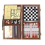 "Rhode Island Novelty 11"" 6-in-1 Game Set"