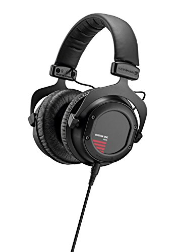 beyerdynamic Custom One Pro Plus Headphones with Accessory Kit and Remote Microphone...