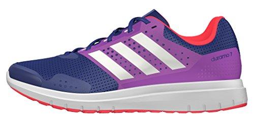 adidas Duramo 7, Zapatillas de Running para Mujer Varios Colores (Tinuni / Ftwbla / Pursho)