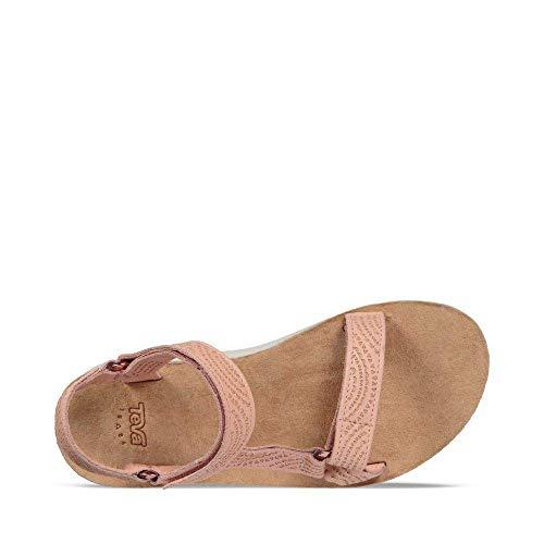 Geometric Pink De Sandal Ss18 Midform Universal Teva Women's Marche qPvwSEaWTx