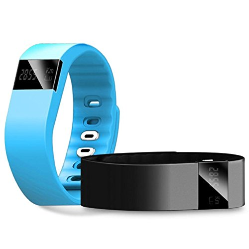 Start Protable Bluetooth Pedometer Bracelet