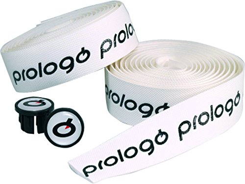 Prologo One Touch Gel Bar Tape White/Black