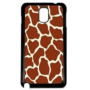 Cover for Samsung Galaxy Note 3 Giraffe animal print pattern Safari Phone case