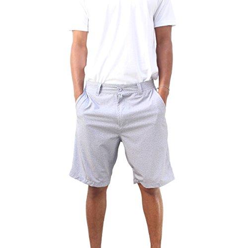 Molokai Mens Classic Quick Dry Hybrid Short (40, (Microfiber Hybrid Jacket)